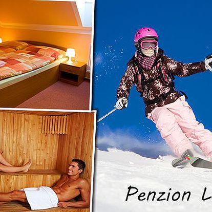 3, 4 nebo 6 dní s wellness v penzionu Larion na Liptově