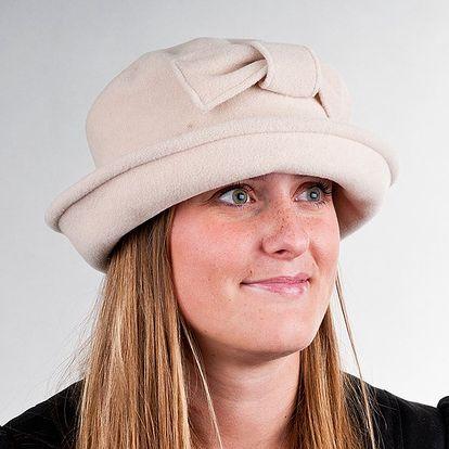 Dámský klobouk Karpet 3467, béžový
