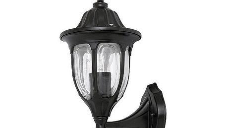 Venkovní nástěnné svítidlo Rabalux Milano černá 8342