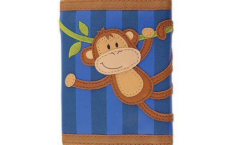 Peněženka s opicí