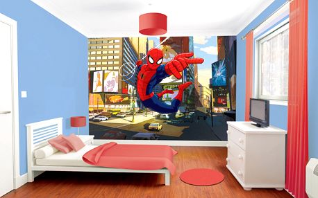 Tapeta Spiderman - 305 x 244 cm