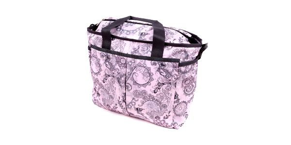 Speciální kabela LeSportsac pro maminky Ryan Baby Bag Prima Donna