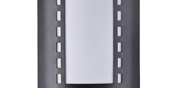 Venkovní nástěnné svítidlo Rabalux Denver 8278 matná černá