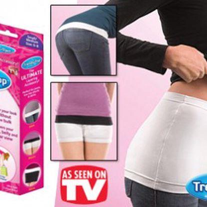 Návleky Trendy Top, které Vám zakryjí boky a ledviny a dodají Vám styl! Dopřejte si tuto sadu dvou strečových pásů.