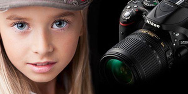 Celodenní denní kurz fotografování pro začátečníky, změna termínu - 23.3.