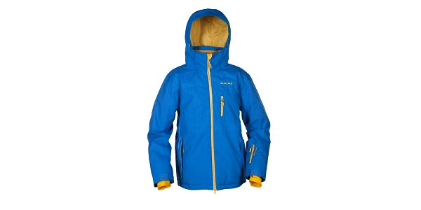 Pánská modrá snowboardová bunda Envy