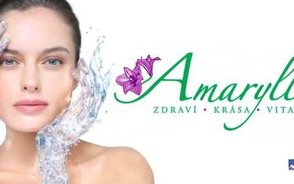 Super luxusní kosmetické ošetření! Nabitý balíček přímo na míru s neuvěřitelnou cenou! Dopřejte si luxusní péči vexkluzivním estetickém, regeneračním a kosmetickém centru AMARYLLIS MUDr. Zlaty Takácsové.