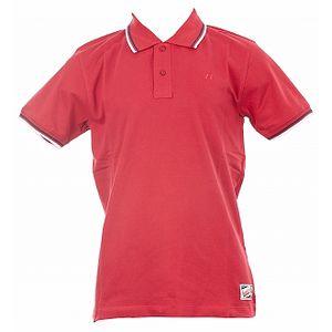 Pánské POLO tričko - Russell Athletic POLO TEE červená