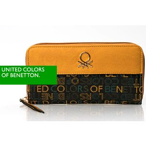 Dámské peněženky United Colors of Benetton