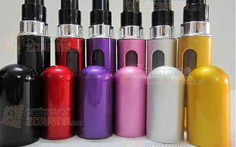 Mini flakónek na oblíbený parfém 5 ml - 6 barev a poštovné ZDARMA! - 10305986