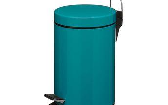 Odpadkový koš 3l - tyrkysový