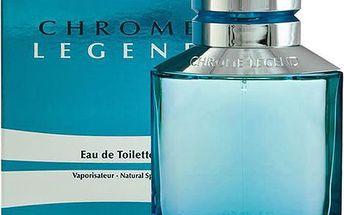 Azzaro Chrome Legend 125ml EDT Tester M