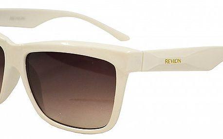 Dámské bílé sluneční brýle Revlon