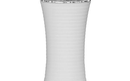 Plastový stojánek na kartáčky - bílý