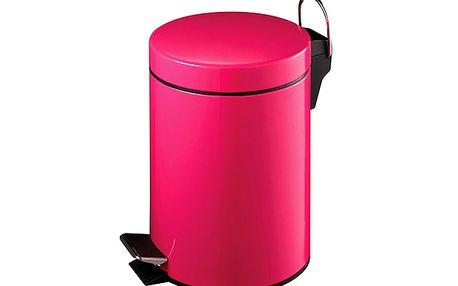 Odpadkový koš 3l - růžový
