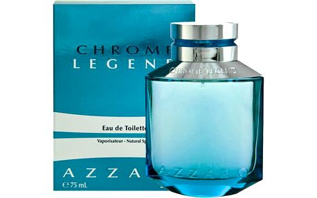 Azzaro Chrome Legend 125ml EDT Tester M