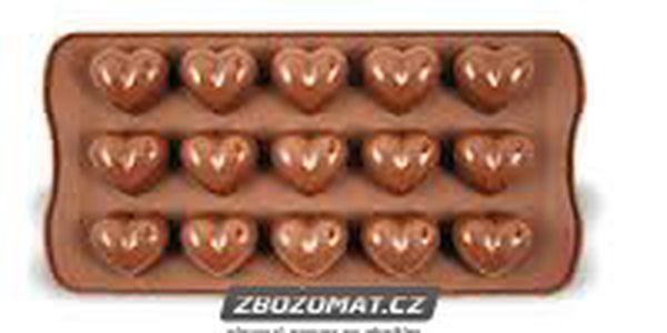 Silikonová forma na čokoládu Sweettruffle!