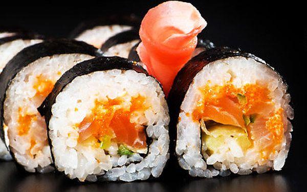 Velký set sushi