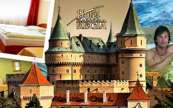 3 dny pro 2 osoby ve slovenských lázních Bojnice: perfektní relaxační dovolená!