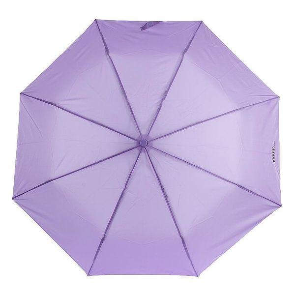 Dámský fialový vystřelovací deštník Ferré Milano