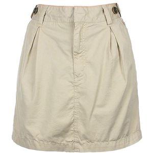 Dámská krátká krémová sukně Bench