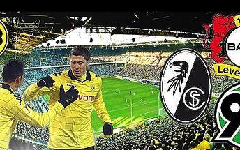 Hvězdný borussia dortmund vs. Bayer 04 leverkusen, hannover 96 nebo sc freiburg + ubytování na 2 noci ve 4* hotelu včetně snídaně, a samozřejmě vstupenka na vybraný zápas, již od 4 620 kč. Zažijte atmosféru zápasu jedné ze světových top soutěží ve fotbale!
