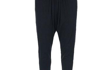 Dámské černé harémové kalhoty Bench