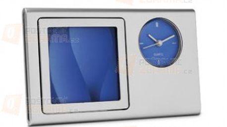 Designové stolní hodiny s fotorámečkem a poštovné ZDARMA s dodáním do 3 dnů! - 13808156