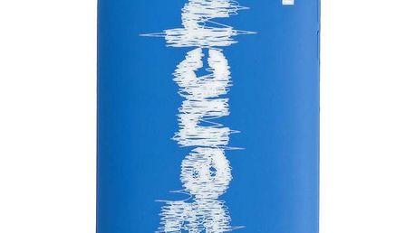 Modré pouzdro na iPhone Bench