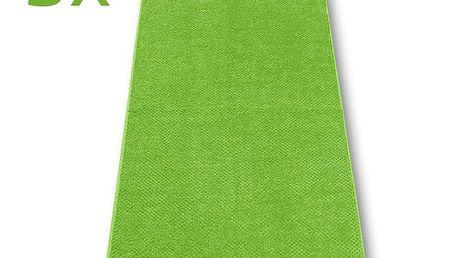 Ručník s.Oliver zelený, 50 x 100 cm, sada 3 ks