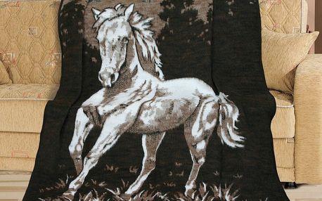 Bellatex Deka Karmela Kůň, 150 x 200 cm