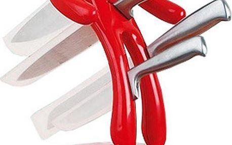 Stojánek na nože Harakiri s noži