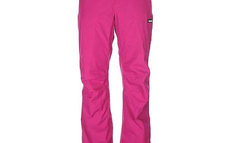Dámské růžové lyžařské kalhoty Bench