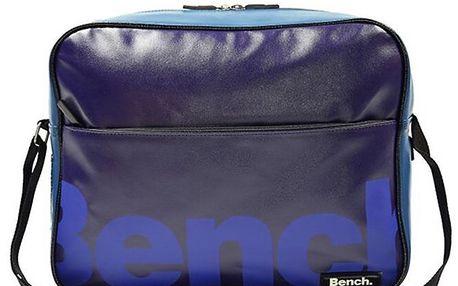 Modrá taška přes rameno Bench