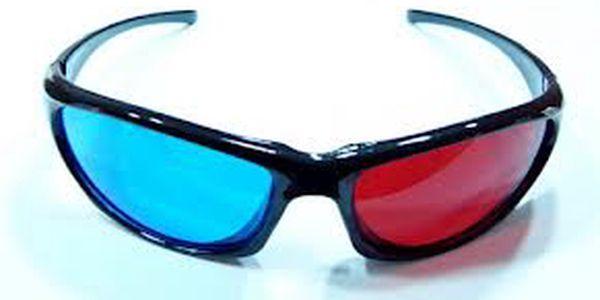 Užijte si naplno domácí kino zábavy s 3D brýlemi za super cenu 499 kč!