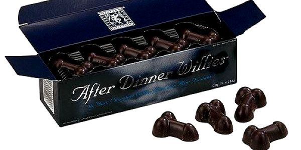 Sexy bonboniéra pro ženy - potěšte mlsný jazýček!