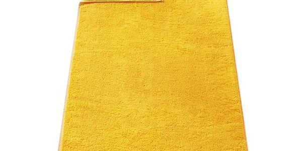 Ručník Doubleface JOOP! žlutý, 50 x 100 cm, sada 3 ks