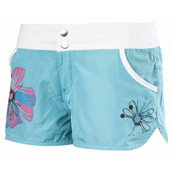 Dámské koupací šortky - Nell Dámské koupací šortky modrá