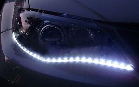 LED svítící pásky pro automobil - 2 kusy a poštovné ZDARMA! - 6408157