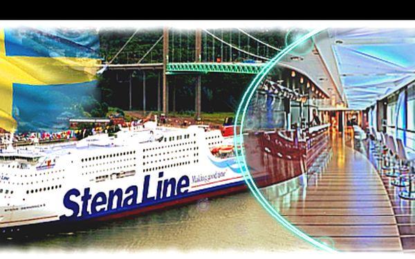 Výletní PLAVBA LODÍ NA MOŘI ve ŠVÉDSKU se slevou 38 %: 3denní nezapomenutelná plavba do druhého největšího města Švédska GӦTEBORGU, z německého městečka KIEL, VČETNĚ NOCLEHU v komfortních kajutách! Platnost do konce března 2014!