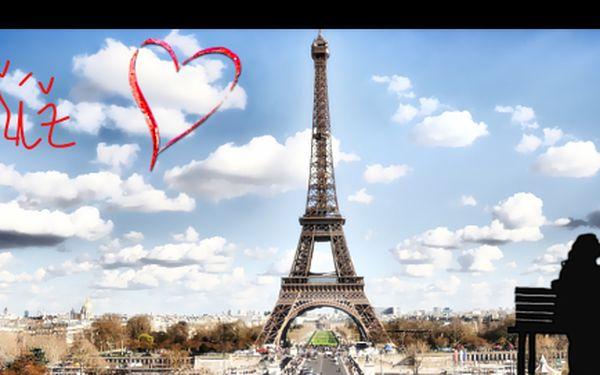Rozkvetlá PAŘÍŽ v jarních dnech 2014 se slevou 39 %: Prohlídka francouzské metropole s průvodcem - EIFFELOVA VĚŽ, LOUVER, chrám NOTRE DAME, SAINTE CHAPELLE a mnoho dalšího + doprava plně vybaveným autobusem od EXPRESSBUS.