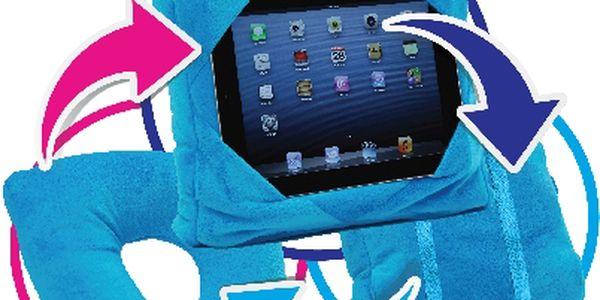 Novinka! GoGo Pillow polštář na tablet 3v1. Ochrana a univerzální stojan pro jakýkoliv typ tabletu !