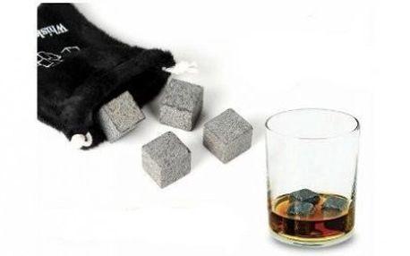 9 kusů ledových kamenů do nápojů. S těmito ledovými kameny do nápojů si budete moci vychutnat váš oblíbený drink ledově vychlazený ale zároveň nezředěný tajícím ledem.