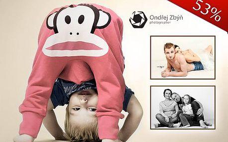 Profesionální focení rodiny, dětí a párů