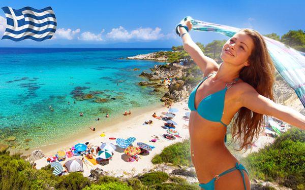 Zájezd autobusem do Řecka na 10 až 13 dnů