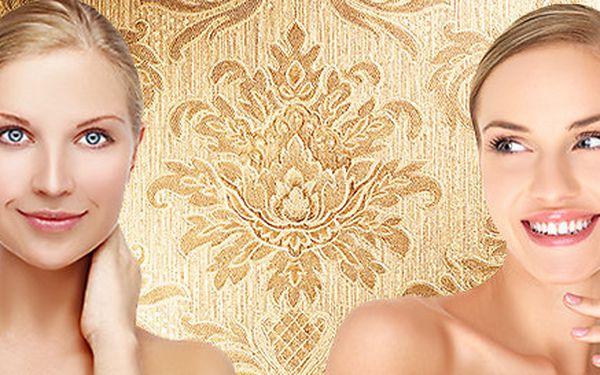 Důkladné kosmetické ošetření problematické, aknozní a znečištěné pleti černými tečkami