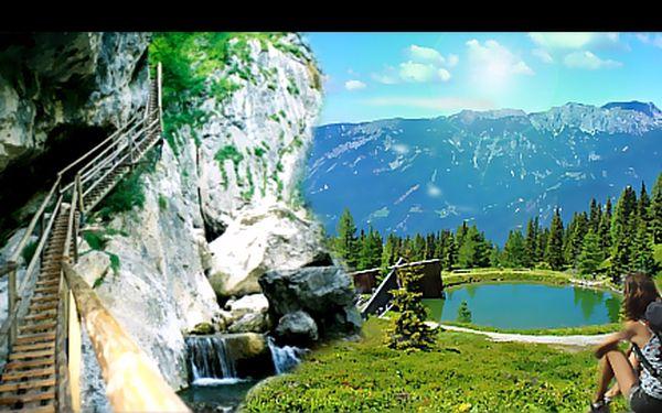 1denní ZÁJEZD do MEDVĚDÍ SOUTĚSKY s EXPRESSBUS se slevou 38 %: Kaňon, vodopády, můstky, žebříky a tůně zasazené v okouzlující přírodě! Vydejte se za poznáním nejkrásnějších koutů ŠTÝRSKA. Vyrážíme 17. 5. 2014!