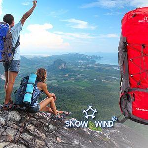 Expediční batoh Snow Wind 55l v 5 barevných…