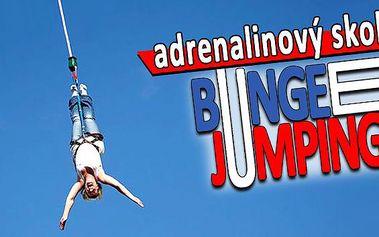 Extrémní bungee jumping – seskok z výšky až 60 metrů. Adrenalinový skok z televizní věže v Harrachově nebo z jeřábu v Českých Budějovicích, Praze a Ostravě s možností využití přes celé léto! Popusťte uzdu adrenalinu!