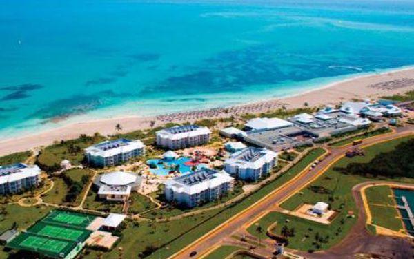 Kuba, oblast Varadero letecky, All Inclusive, ubytování v 5* hotelu na 9 dní. Garance kvality Invia.cz.